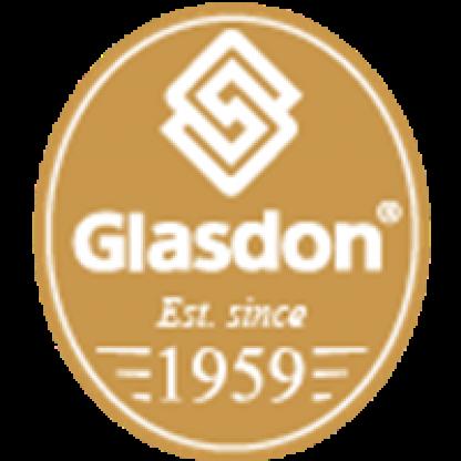 Glasdon logo aastast 1959