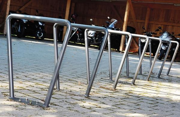 Erlau jalgrattahoidjad